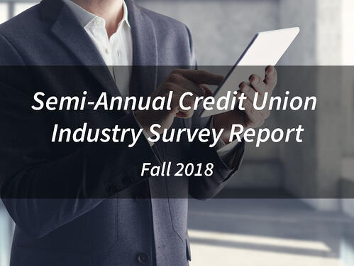 Semi-Annual-Credit-Union-Industry-Survey-Report---Fall-2018